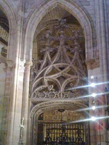 interior catedral Leon 2